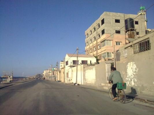 Gaza Beach Refugee Camp