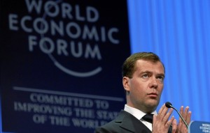Opening Address: Dimitry Medvedev