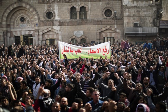 November protests in Amman, <b>buy zithromax without prescription</b>. Photo by Ali Saadi.