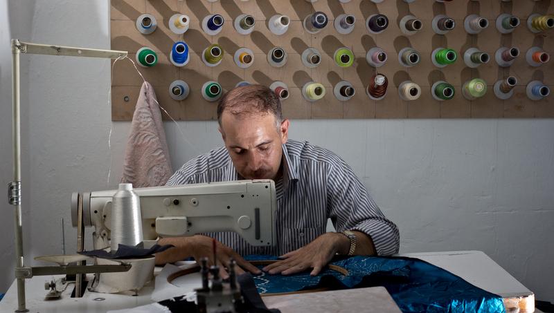 وجوه العمالة السورية في الأردن