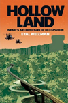 Eyal Weizman's Hollow Land Cover Imageedited