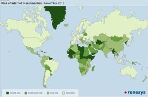 خريطة شركة رينسيس