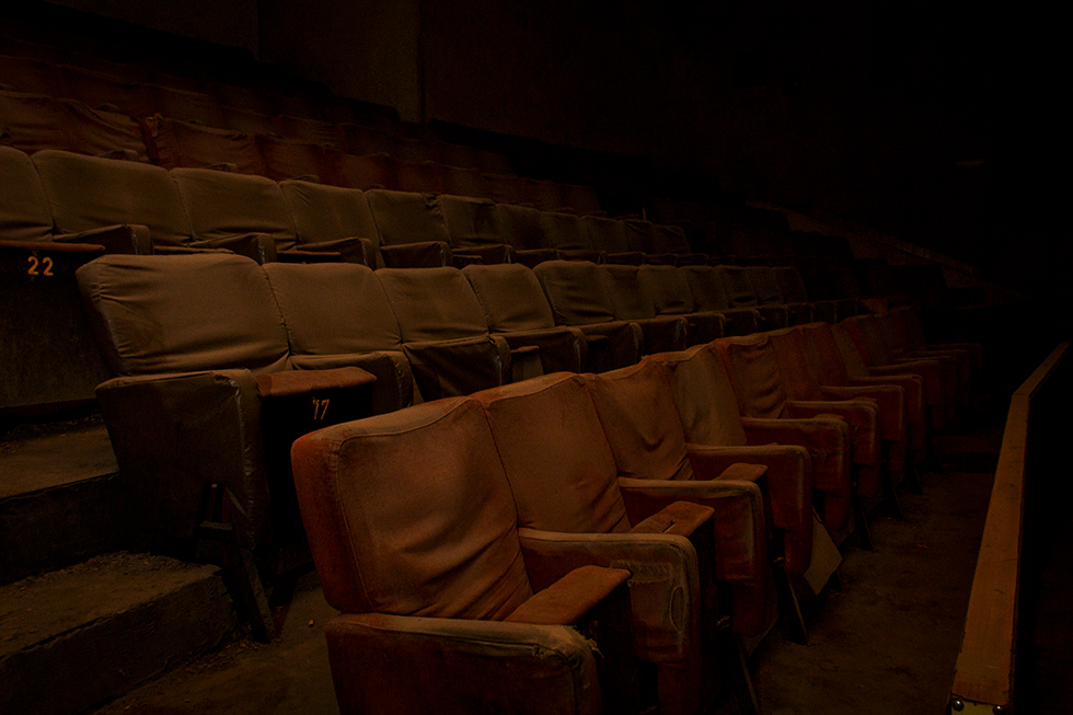 Amman old cinema