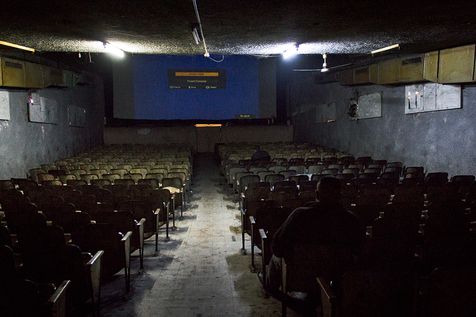Amman old cinema