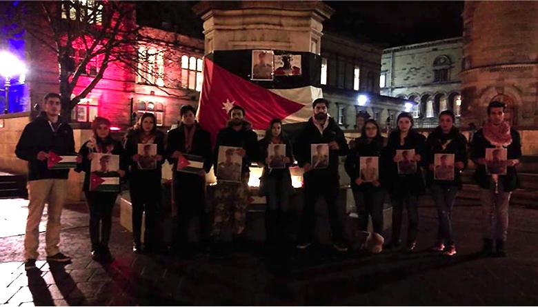 vigil-muath-kasasbeh-Edinburgh