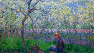 an-orchard-in-spring-monet-music