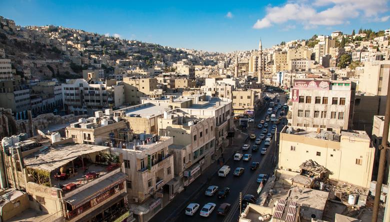 عمان وسط البلد