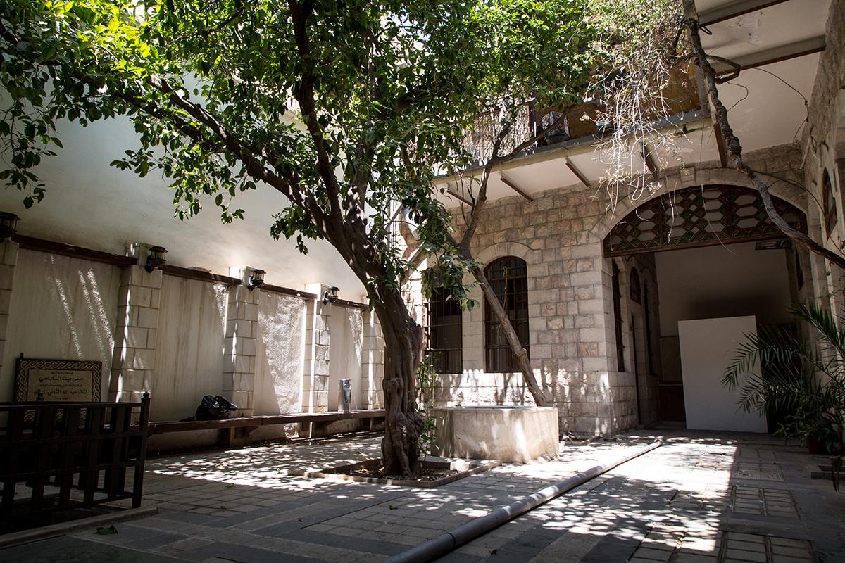 بيت النابلسي إربد