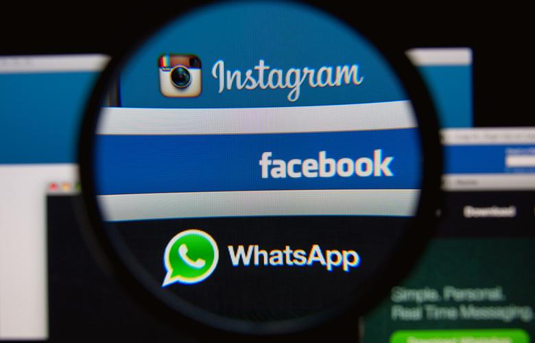 facebook whatsapp instagram