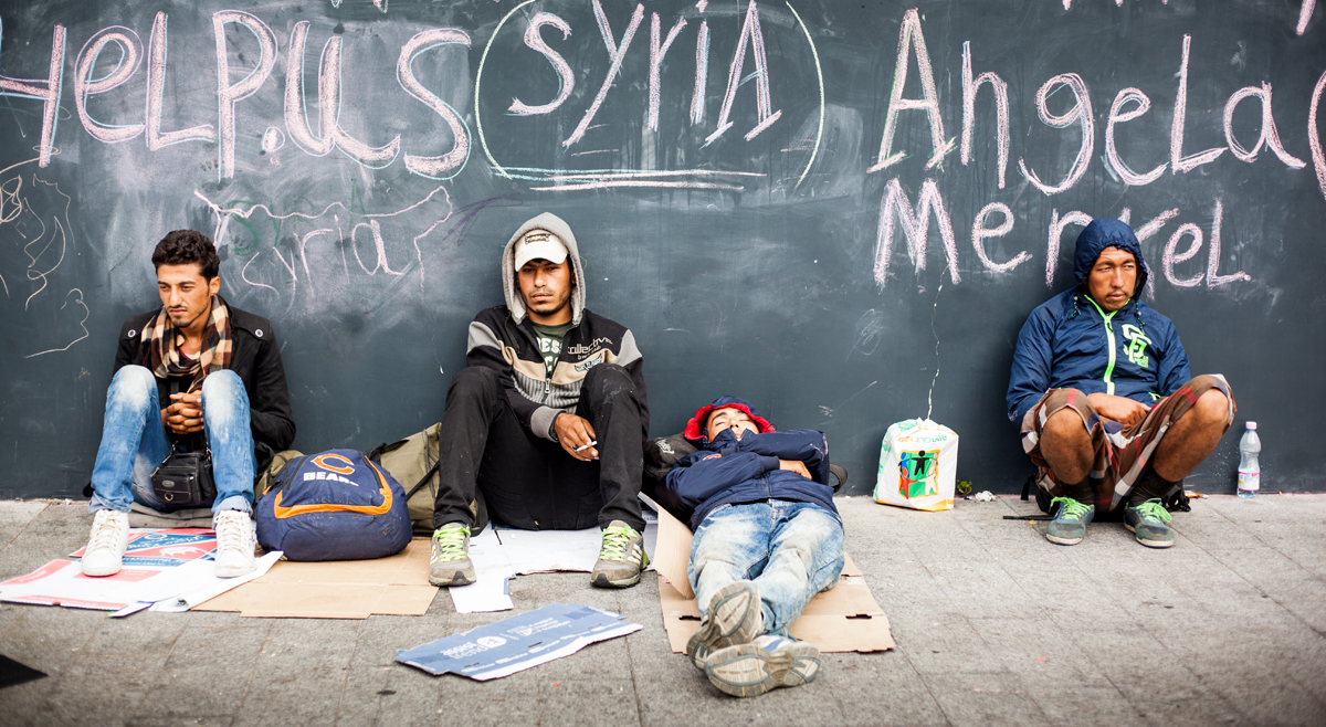 لاجئين سوريا ألمانيا