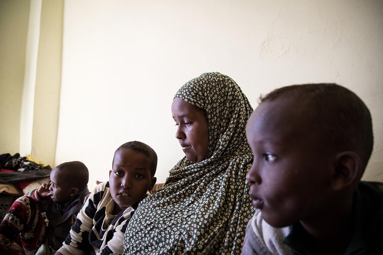 لاجئون الاردن africa refugees jordan