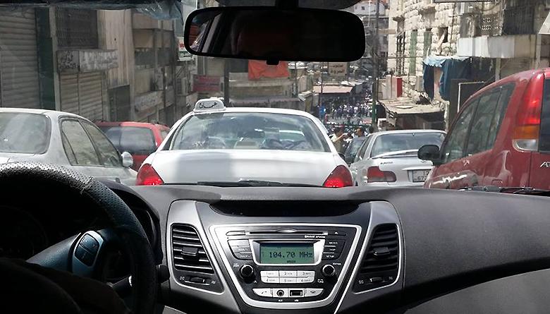 taxi amman