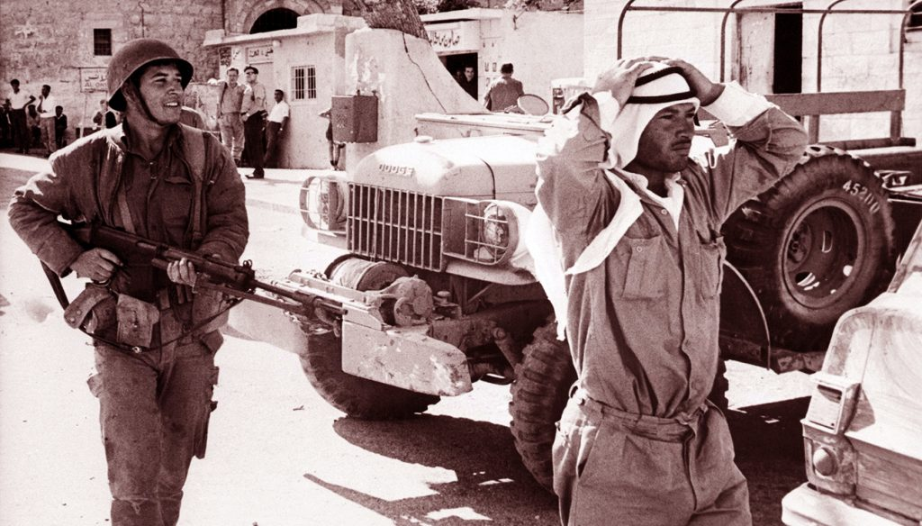 Unmasking the Six-Day War