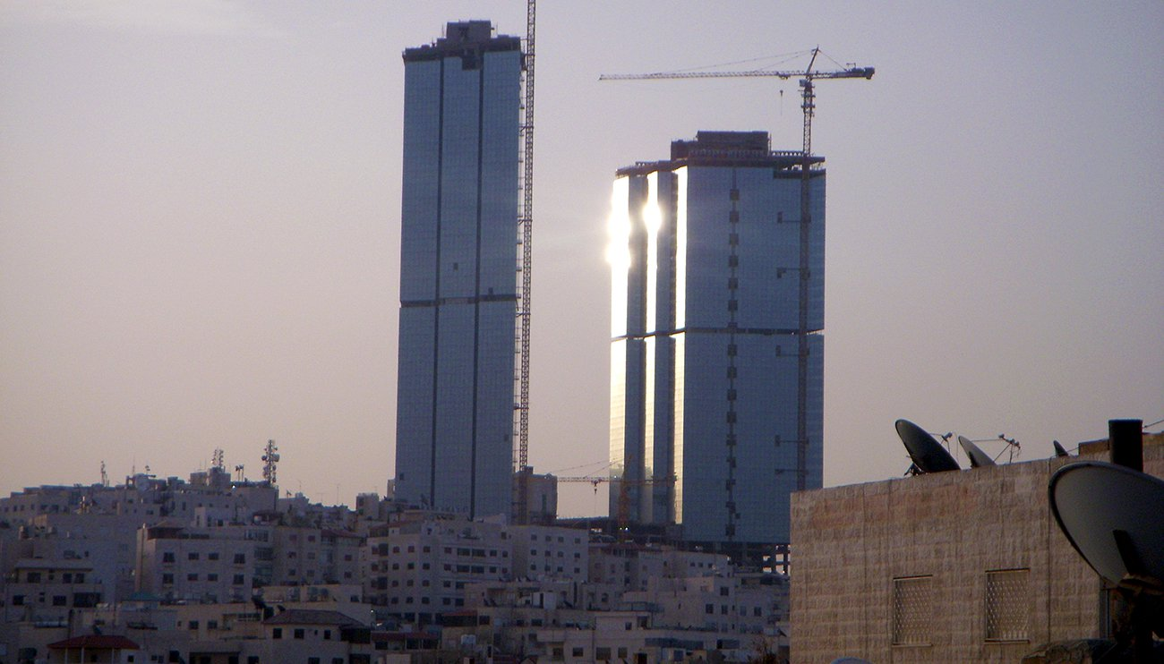 The Urban Enclaves On Neoliberal Urbanism In Amman