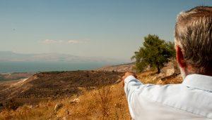 حرائق أرض زراعية الأردن أم قيس