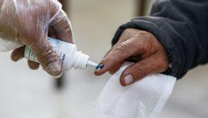 الانتخابات النيابية الأردن ناخب