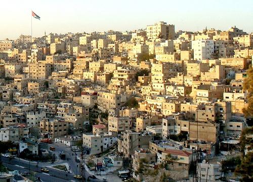 Jabal Hussein - Amman