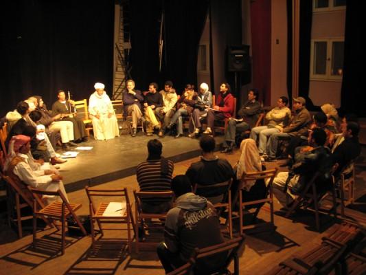 Last Hilali Epic Lyricist, Hajj Sayyed Doui