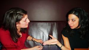 Interview with Zeina Daccache
