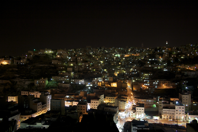A view from Jebel Amman