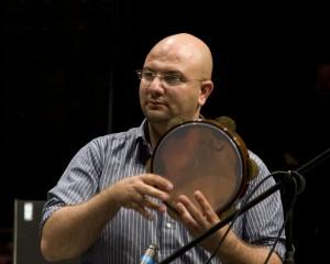 nasser percussion
